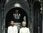 Munib Nawaz Latest Bridal Collection at PBCW 2018