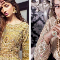 Mawra Hocane Bridal Photoshoot Recent Clicks