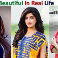 Pakistani Artists List Look Beautiful Without Makeup
