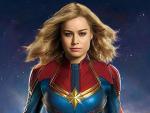 Hollywood New Sensation 'Captain Marvel'
