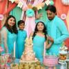 Javeria Saud Daughter Birthday Celebration