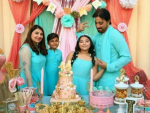 Javeria Saud Daughter Birthday Celebration