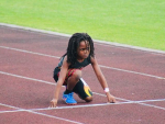 7 Years Old Boy Fastest Athlete of the World