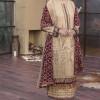 Motifz Chiffon Women Embroidered Collection 2019