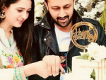 Atif Aslam Birthday Party Celebration