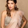 Ayesha Omer Stunning Saree Pictures