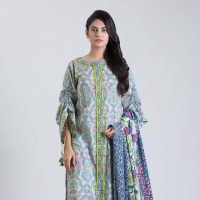 Bonanza Satrangi Summer Lawn Collection 2019