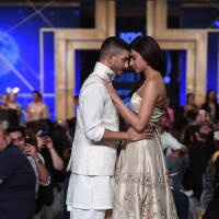 """Fahad Hussain Couture """"Suaiya Titanic"""" Collection at PSFW 2019"""