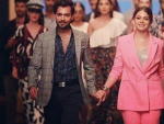 Zara Noor and Asad Siddiqui Latest Pictures from PSFW 2019