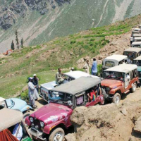 Naran Road Restore After 4 Months for Public Tourists
