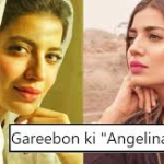 Model Rabia Butt Called 'Ghareebon Ki Angelina Jolie'