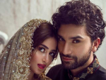 Ahad Raza Mir and Sajal Ali Got Engaged