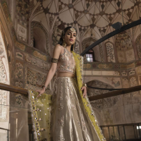 Hira Ali Bridal 'Amour De Soi' Collection 2019