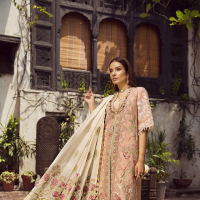 Maryam Hussain Embroidered Lawn Collection 2019