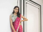 Sania Maskatiya Latest Printed Sarees Collection
