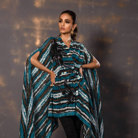 Warda Saleem Embroidered Luxury Eid Collection 2019