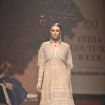Tarun Tahiliani Bloom Collection at India Couture Week 2019
