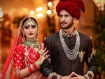 Hassan Ali & Samia Arzoo Wedding in Dubai