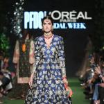 Bridal Collection at PFDC L'Orel Paris Bridal Week 2019 by Hussain Rehar