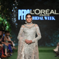 Nickie Nina Bridal Collection 'Gulabkaar' at PLBW 19