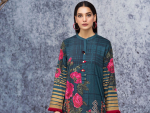 Printed Khaddar Fall Winter Collection 2019-20 by Limelight