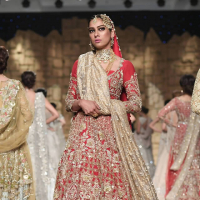Anaya's Bridal Collection at PHBCW 2019