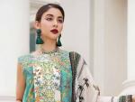 Gul Ahmad LAMIS Digital Charmeuse Silk Collection 2019