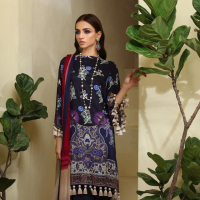 Muslim Winter Collection 2019-20 By Sana Safinaz