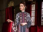 Printed Khaddar Shirt Collection 2019-20