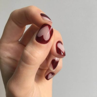 Valentine's Day Adorable Nail Art Ideas