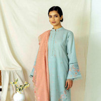 Zara Shahjahan Embroidery Lawn Collection 2020