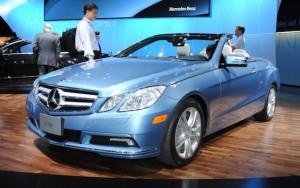 2011 Mercedes Benz E350 Cabriolet