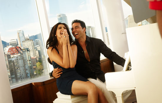 Akshay Kumar and Hot Sonam Kapoor