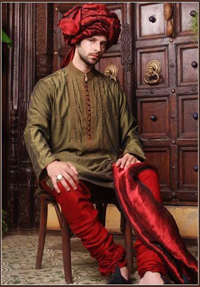 Amir Adnan Sherwani Collection 2011 - Pakistani Groom