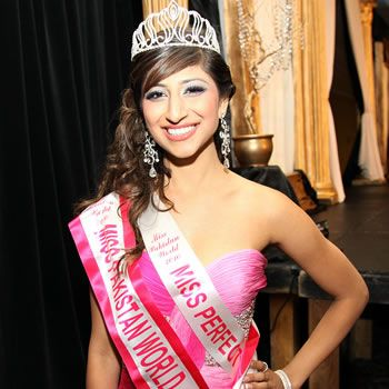 Annie Rupani Miss Pakistani World 2010