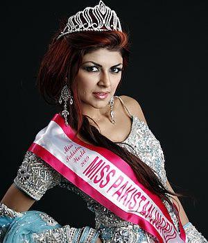 Ayesha Gilani - Miss Pakistan World 2009