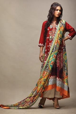Gorgeous Ayyan Modeled for Lakhani