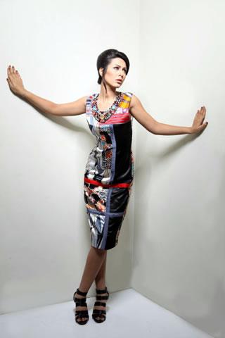 Hot Ayyan modeled for Fnk Asia