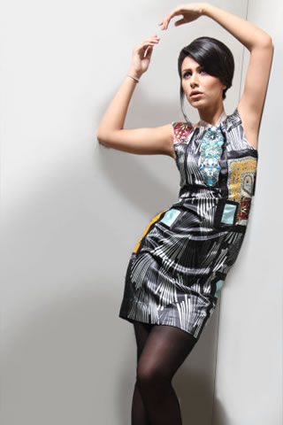 Cute Ayyan modeled for Fnk Asia