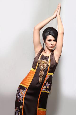 Desi Model Ayyan modeled for Fnk Asia
