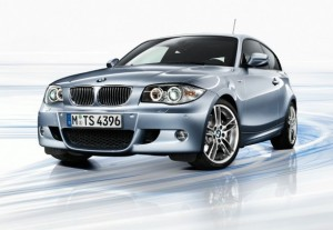 BMW 1 Series 128i Coupe 2011