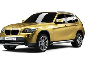 BMW X Series X1 Picture