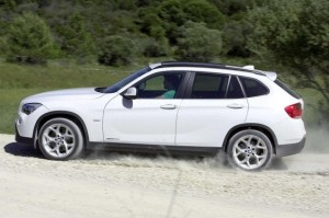 BMW X Series X1 Tyres and Rims
