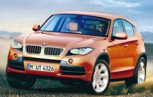 BMW X Series X1 Wallpaper