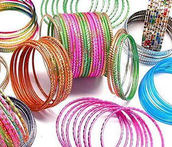 Colour full Bangles - Choorian