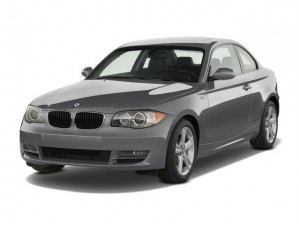 Beautiful BMW 1 Series 128i Coupe Silver Colour