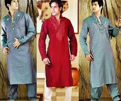 Beautiful Eid Dresses for Men