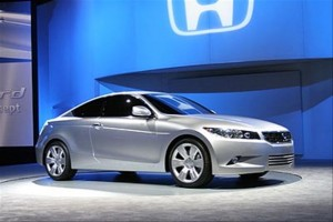 Beautiful Honda Accord Car