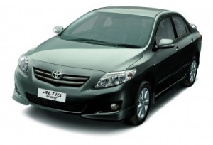 Corolla Altis Beautiful Limited Edition