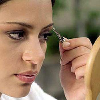 Eyebrow Triming